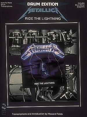 Ride The Lightning - Metallica - Partition - laflutedepan.com