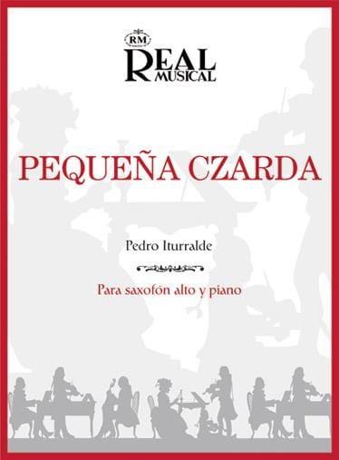 Pedro Iturralde - Pequena czarda - Partition - di-arezzo.co.uk