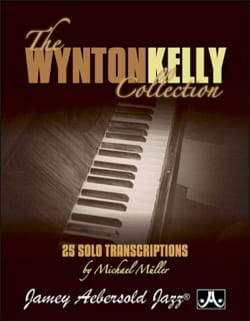 METHODE AEBERSOLD - The Wynton Kelly collection - 25 Solos - Partition - di-arezzo.com