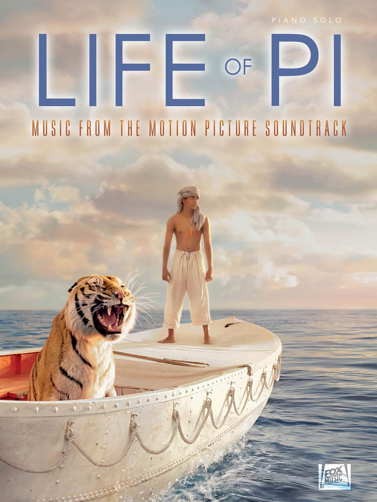 Life of Pi - Danna Mychael / Divers Auteurs - laflutedepan.com