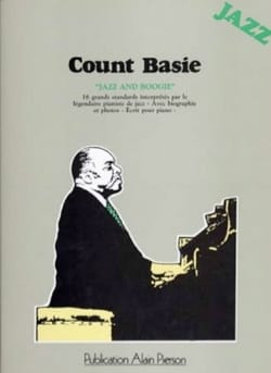 Jazz and boogie - Count Basie - Partition - Jazz - laflutedepan.com