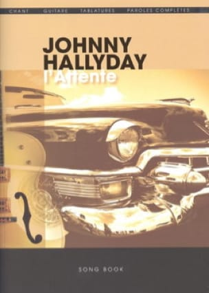 Johnny Hallyday - la espera - Partition - di-arezzo.es