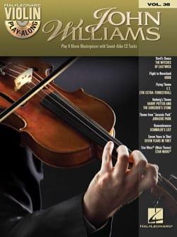 John Williams - Volume di riproduzione del violino 38 - John Williams - Partition - di-arezzo.it