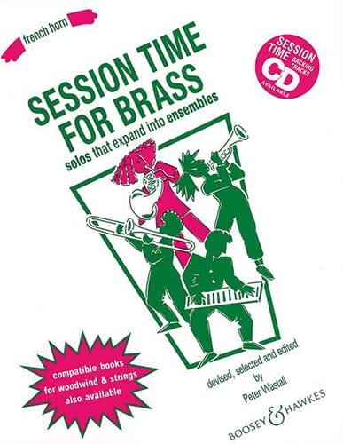 Session time for brass - Partition - Cor - laflutedepan.com