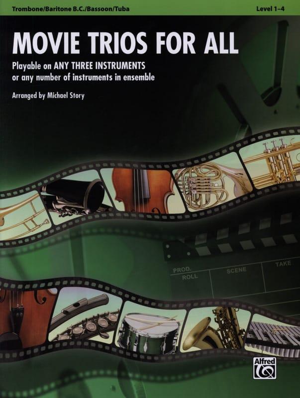 - Movie trios for all - Partition - di-arezzo.co.uk