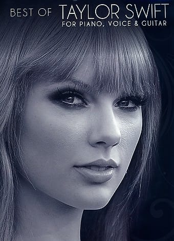 Taylor Swift - Best of Taylor Swift - Partition - di-arezzo.co.uk