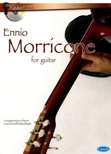 Ennio Morricone - Ennio Morricone for guitar - Partition - di-arezzo.co.uk