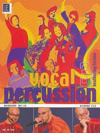 Vocal Percussion 3 - Beatboxing / Techno - laflutedepan.com