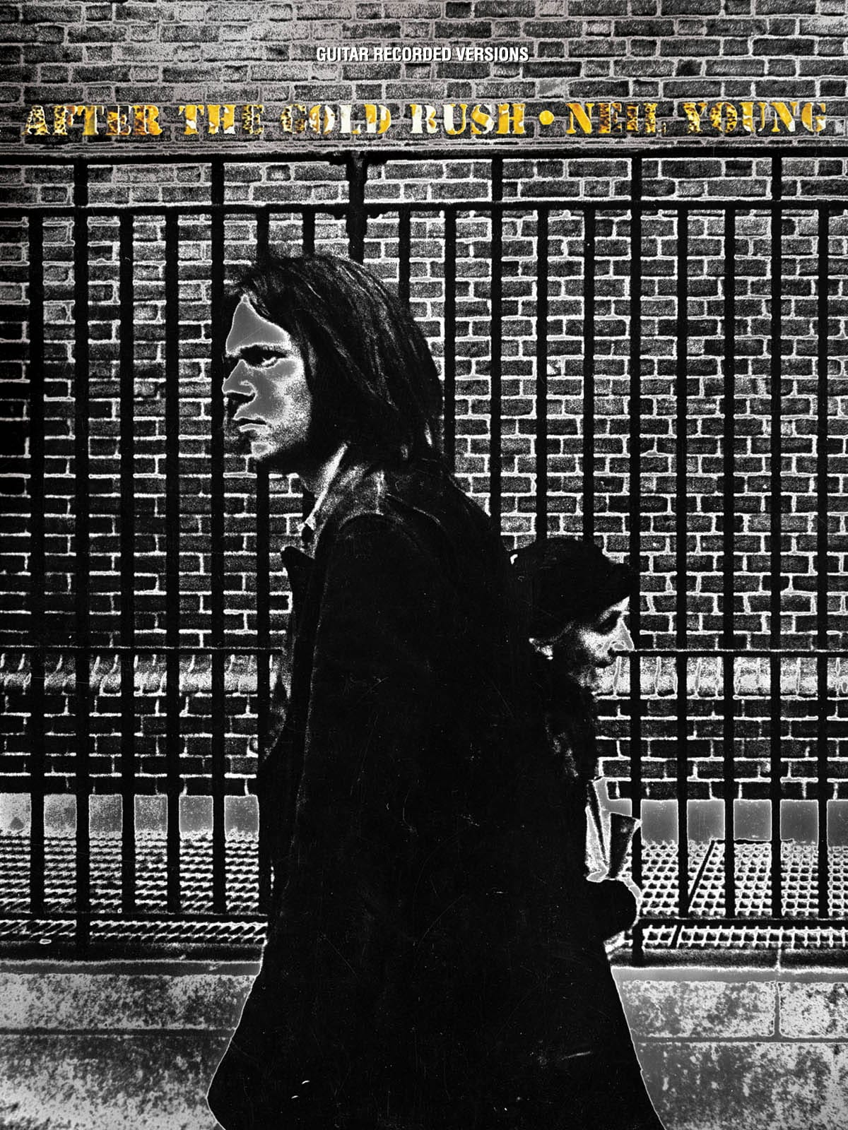 After the goldrush - Neil Young - Partition - laflutedepan.com