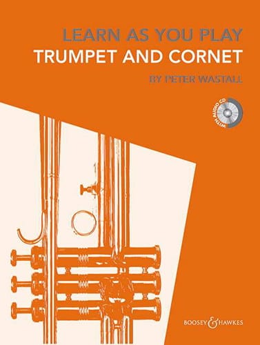 Peter Wastall - Learn as You play trumpet, cornet and flugelhorn - Partition - di-arezzo.fr
