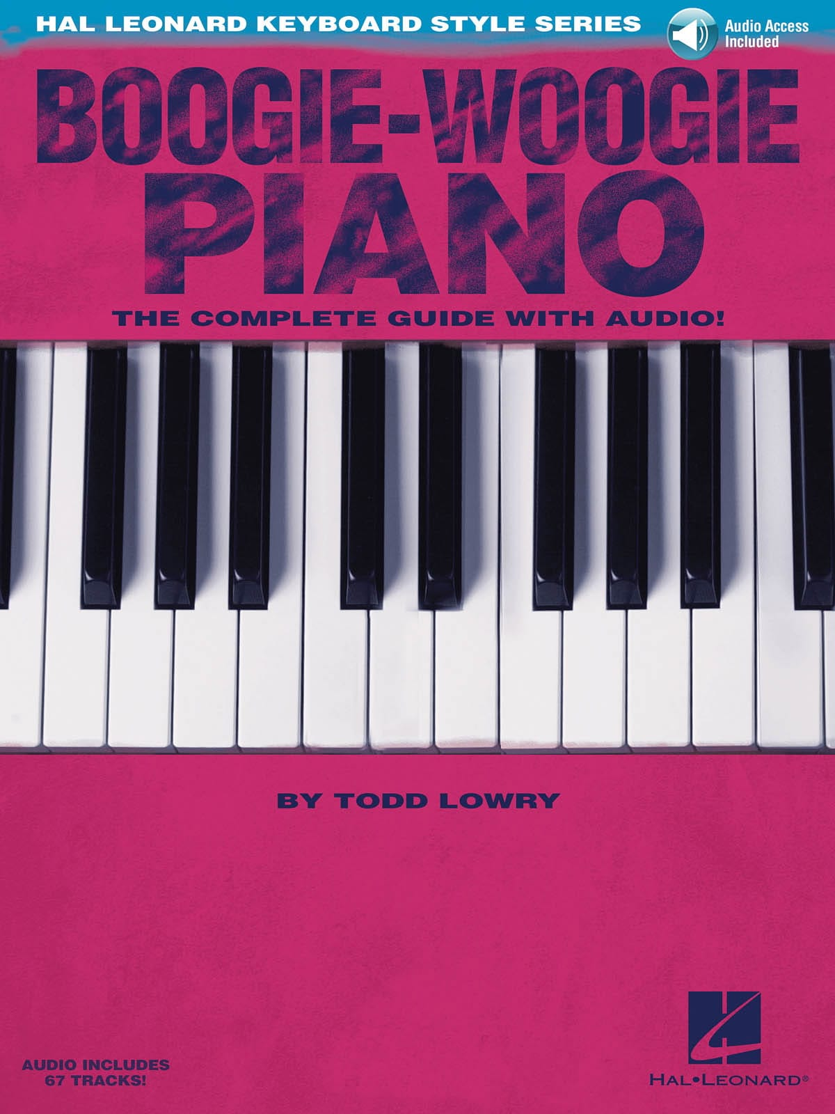 Todd Lowry - Boogie-Woogie piano - The complete guide - Partition - di-arezzo.co.uk