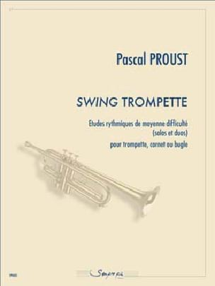 Pascal Proust - Trumpet swing - Partition - di-arezzo.com