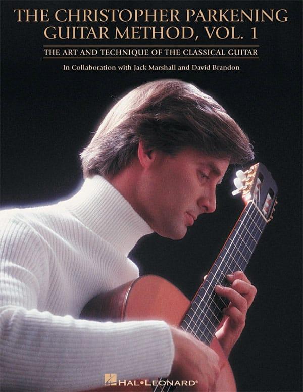 The Christopher Parkening guitar method volume 1 - laflutedepan.com