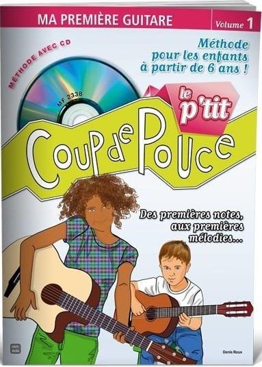 COUP DE POUCE - La guitarra P'tit Coup de Pouce - Partition - di-arezzo.es