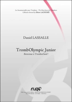 Daniel Lassalle - TrombOlympic Junior - Partition - di-arezzo.co.uk