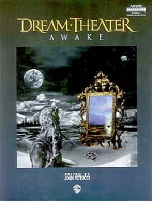 Awake - Dream Theater - Partition - Pop / Rock - laflutedepan.com