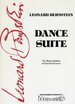 Leonard Bernstein - Suite de baile: conductor y piezas - Partition - di-arezzo.es