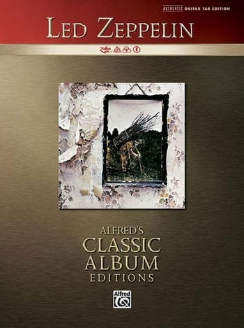 Led Zeppelin - Led Zeppelin IV - Platinum Album Edition - Partition - di-arezzo.co.uk