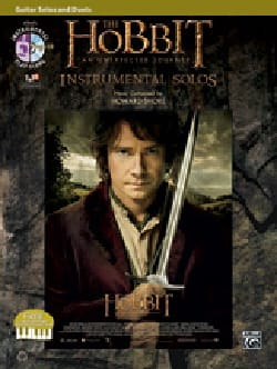 Howard Shore - The Hobbit: An Unexpected Journey - Instrumental Solos - Partition - di-arezzo.co.uk