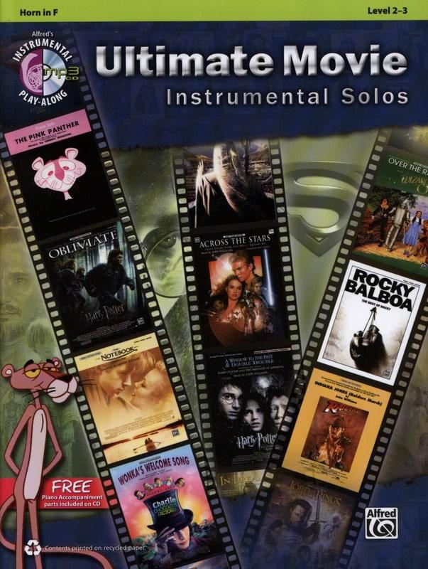 - Ultimate movie - Solo strumenti - Partition - di-arezzo.it