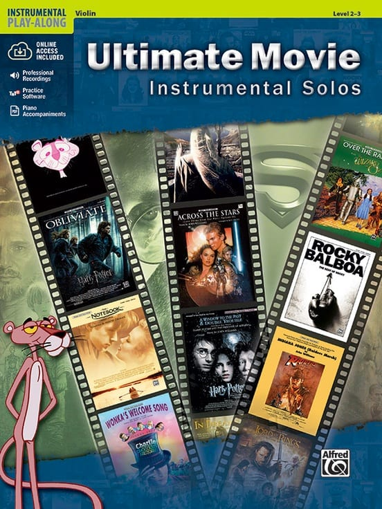 - Ultimate movie - Instrumental solos - Partition - di-arezzo.com