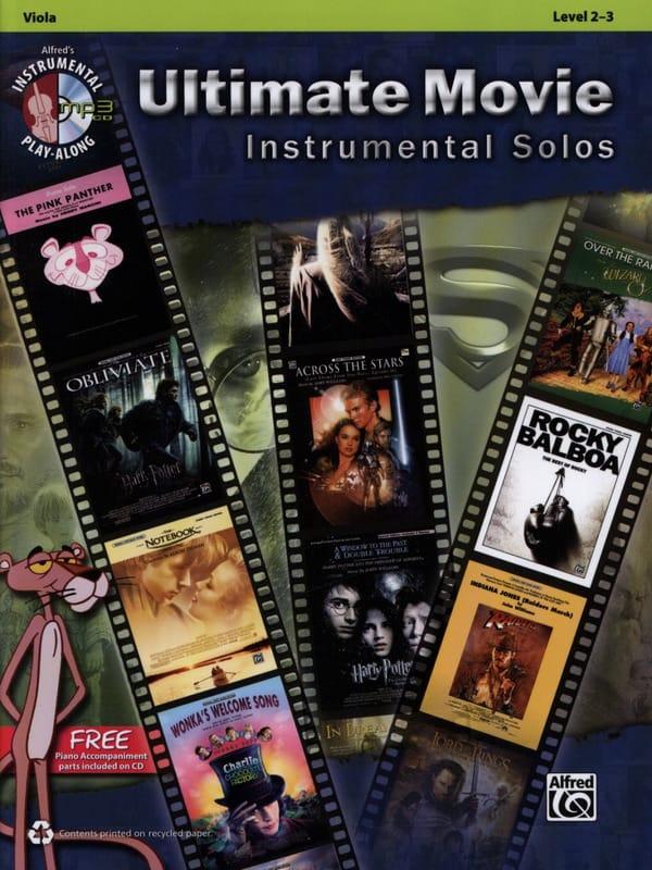 - Ultimate movie - Instrumental solos - Partition - di-arezzo.co.uk
