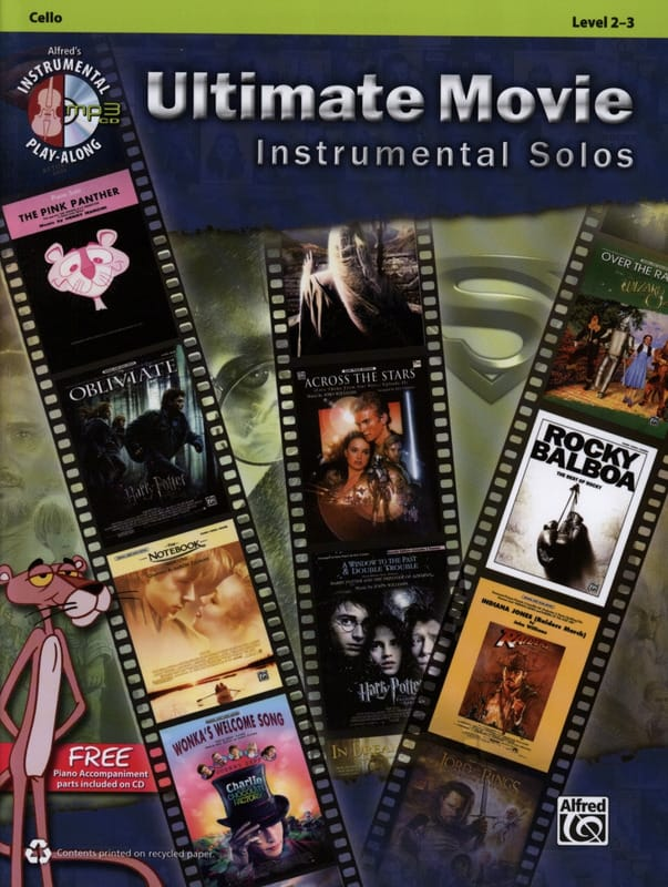 - Ultimate movie - Instrumental solos - Partition - di-arezzo.co.uk