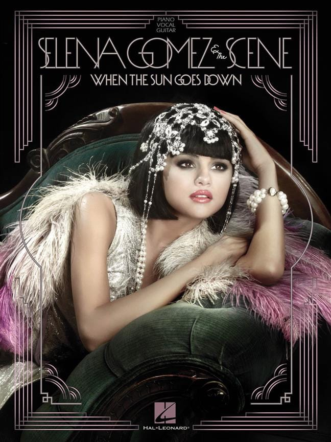 When the sun goes down - Gomez & The Scene Selena - laflutedepan.com