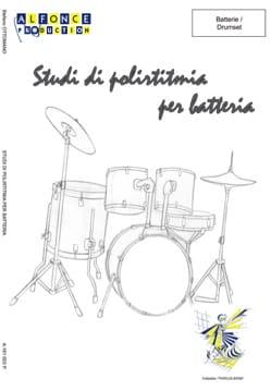 Studi di poliritmia per batteria - Stefano Ottomano - laflutedepan.com