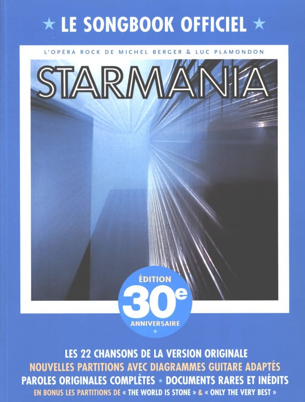 - Starmania - Partition - di-arezzo.co.uk
