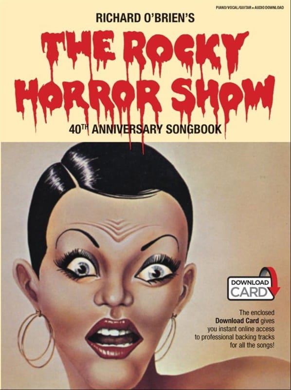 The rocky horror show - Richard O'Brien's - laflutedepan.com
