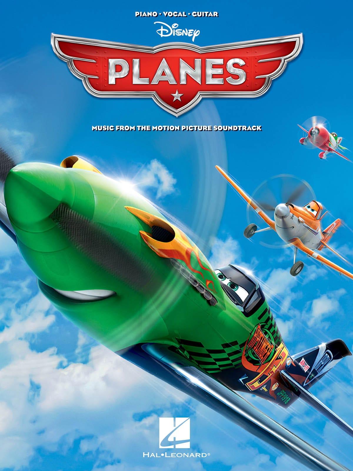 Planes Musique du film Disney - Partition - laflutedepan.com