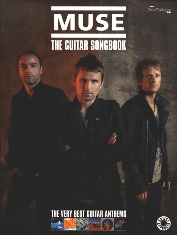 The Guitar Songbook - Muse - Partition - Pop / Rock - laflutedepan.com