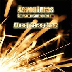Asventuras - Alexej Gerassimez - Partition - laflutedepan.com