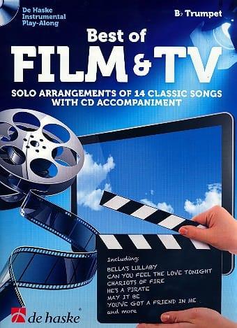 Best of film & TV - Partition - Trompette - laflutedepan.com