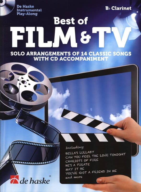 Best of film & TV - Partition - Clarinette - laflutedepan.com