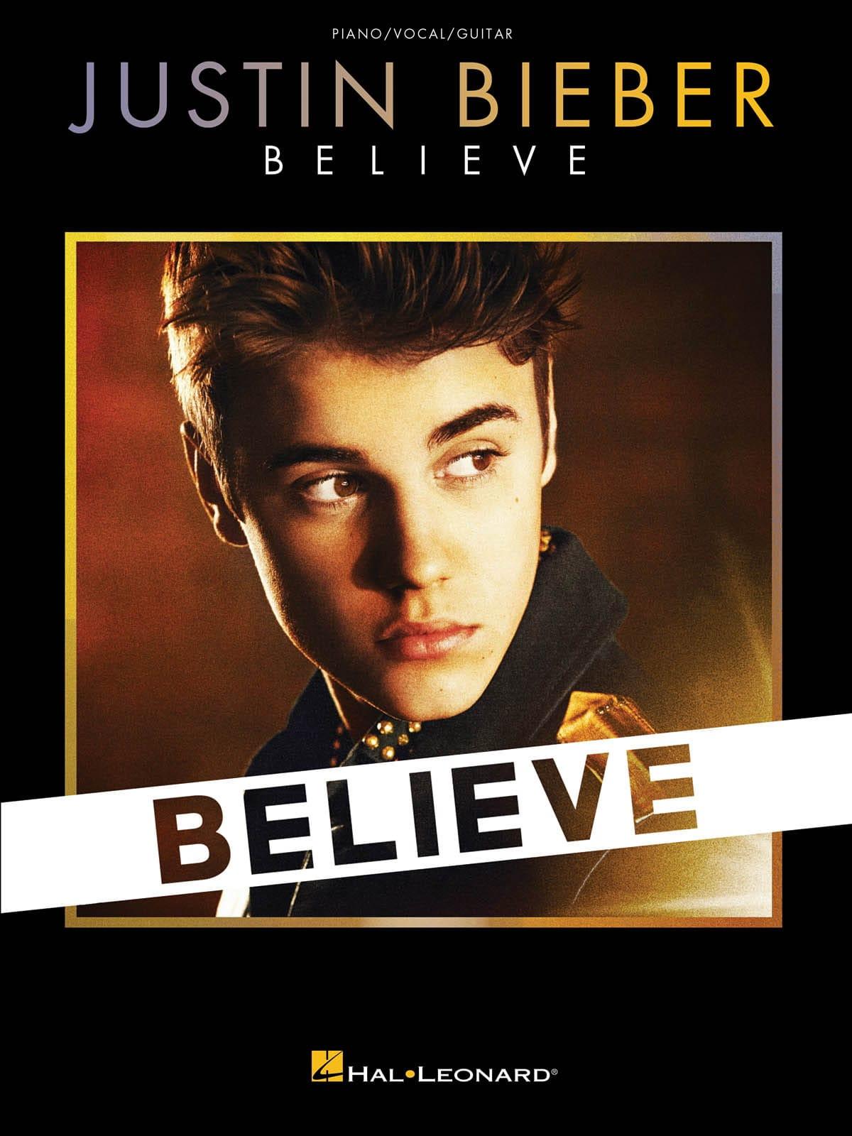 Believe - Justin Bieber - Partition - Pop / Rock - laflutedepan.com