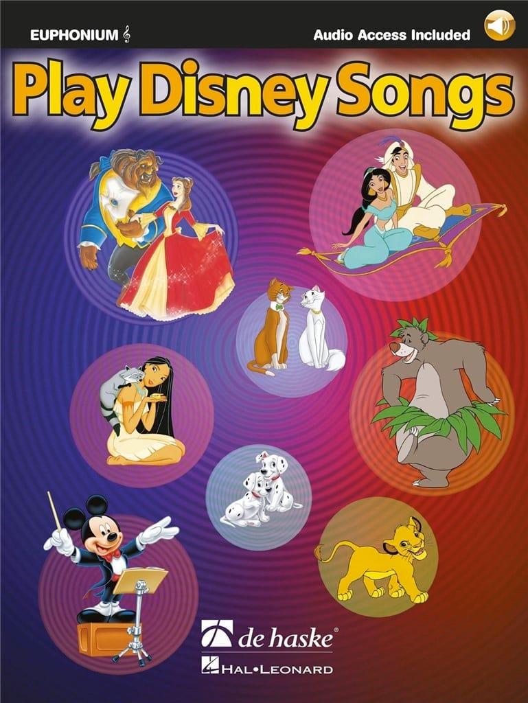 Play Disney songs - DISNEY - Partition - Tuba - laflutedepan.com