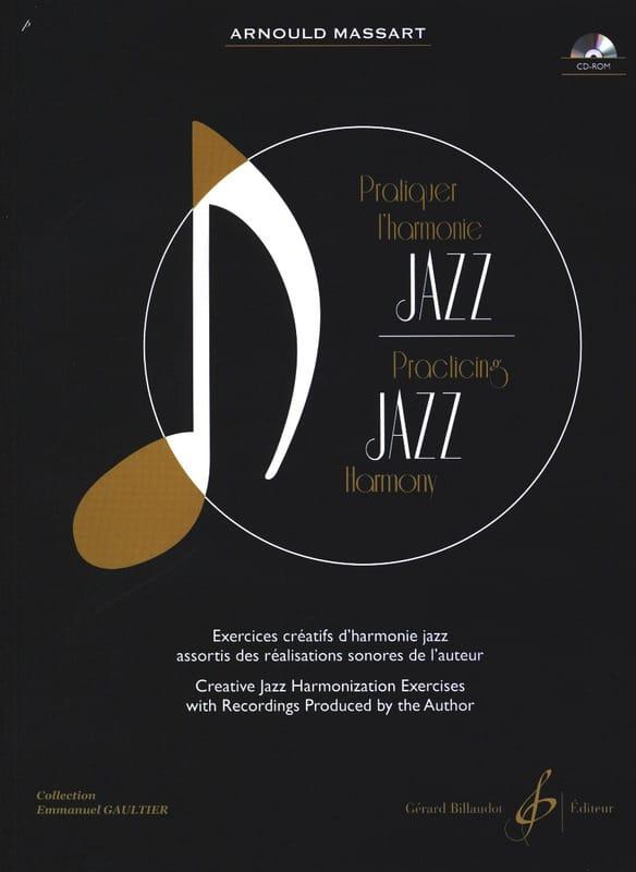 Pratiquer l'harmonie jazz - Arnould Massart - laflutedepan.com