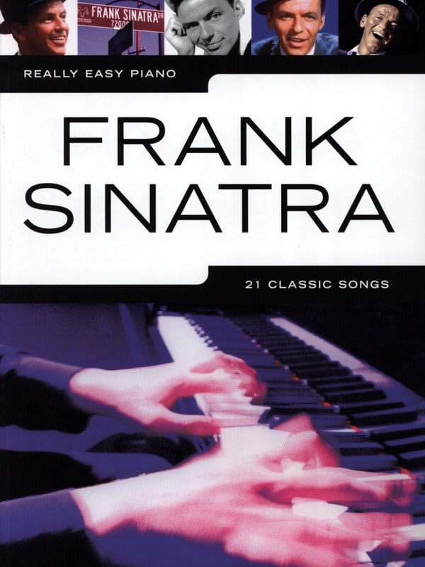 Frank Sinatra - Really easy piano - Frank Sinatra - Partition - di-arezzo.co.uk
