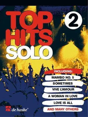 Top Hits Solo 2 - Partition - Trombone - laflutedepan.com