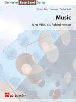 Music - John Miles - Partition - ENSEMBLES - laflutedepan.com