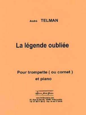 André Telman - La légende oubliée - Partition - di-arezzo.fr