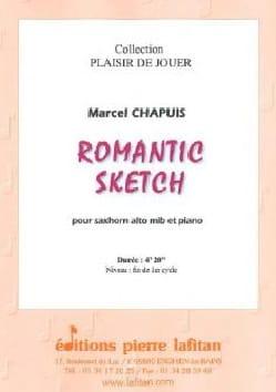 Romantic sketch - Marcel Chapuis - Partition - Tuba - laflutedepan.com