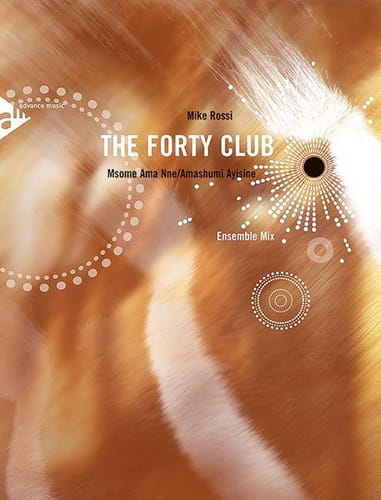 The Forty Club - Mike Rossi - Partition - ENSEMBLES - laflutedepan.com