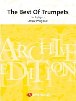 The best of trumpets - André Waignein - Partition - laflutedepan.com