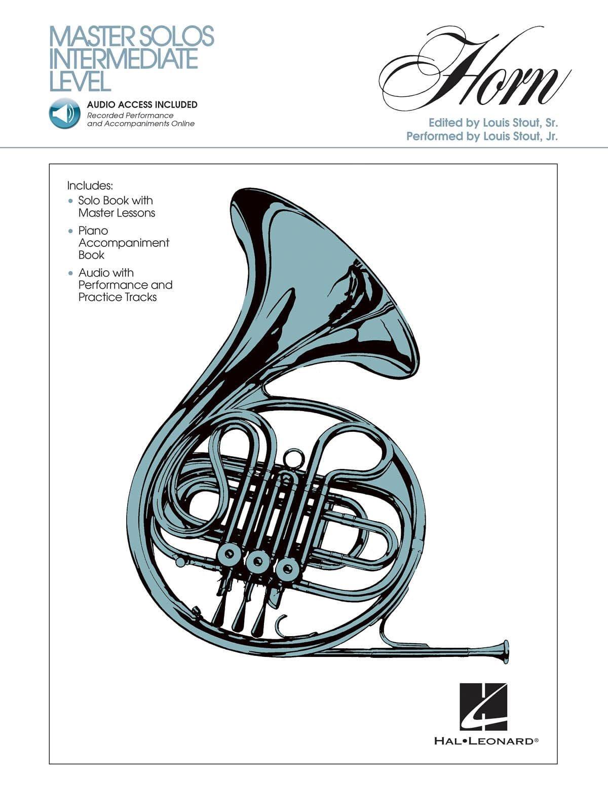 Master solos intermediate level - Partition - laflutedepan.com