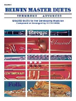 Belwin master duets advanced volume 1 - laflutedepan.com