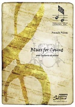 Blues for Count - Franck Filosa - Partition - laflutedepan.com