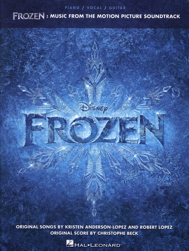 DISNEY - The Snow Queen - Movie Music - Partition - di-arezzo.com